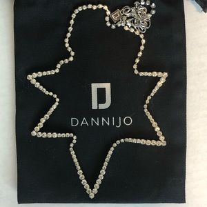 Dannijo Lotus Necklace